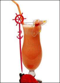 "...край бокала. рецепты. коктейли с ликером.  15 мл ликера  ""Трипл Сек "",15."