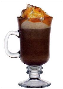 горячий ром с маслом Hot Buttered Rum.